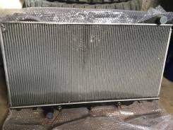 Радиатор охлаждения двигателя. Nissan Safari Nissan Patrol, Y61 Двигатель TD42