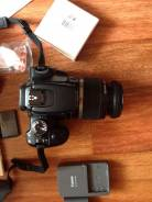 Canon EOS 400D Kit. Менее 4-х Мп