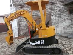 IHI. Продается экскаватор Hanix SB15 Вес 2700кг БП в РФ, 1 400 куб. см., 0,08куб. м.