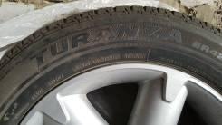 Bridgestone Turanza ER42. Летние, 2016 год, износ: 10%, 4 шт