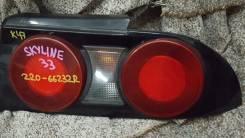 Стоп-сигнал. Nissan Skyline, HR33