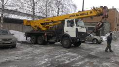 Ивановец КС-5576Б. Кран КС-5576Б-1, 11 144 куб. см., 25 000 кг., 32 м.