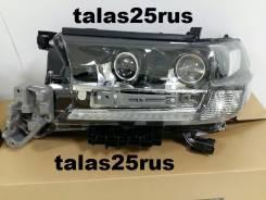 Фара. Toyota Land Cruiser, VDJ200, URJ202W, UZJ200W, URJ202, UZJ200