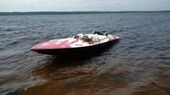 Formula. Год: 1995 год, длина 5,48м., двигатель стационарный, 265,00л.с., бензин