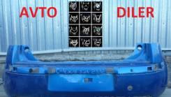 Бампер задний Citroen C4 2005-2011 5 дверый 7410W9