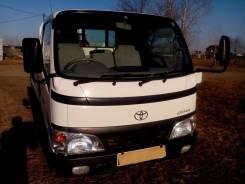 Toyota Dyna. Тойота дюна 2003 г бортовой, 4 900 куб. см., 2 200 кг.