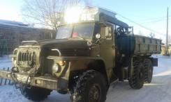 Урал 4320. Продается ам УРАЛ 4320 год выпуска 2001 с установкой Тадана гп 3т., 11 150 куб. см., 10 000 кг.