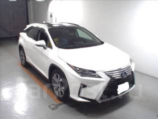 Lexus RX450h. автомат, 4wd, 3.5, бензин, 6 000 тыс. км, б/п. Под заказ