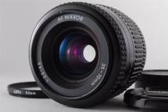 Объектив Nikon 35-70mm f/3.3-4.5D AF Nikkor. Для Nikon F, диаметр фильтра 52 мм