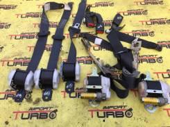 Ремень безопасности. Toyota Aristo, JZS161, JZS160