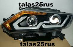 Фара. Nissan X-Trail, NHT32, HT32, T32, NT32, HNT32