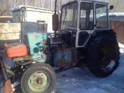 ЮМЗ 6КЛ. Трактор ЮМЗ-6кл, 4 000 куб. см.