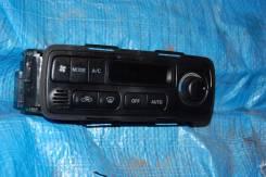 Блок управления климат-контролем. Suzuki Grand Escudo Suzuki Grand Vitara XL-7 Suzuki Escudo, TL52W, TA52W, TA02W, TD62W, TX92W