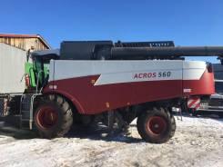 """РСМ -142 """"ACROS-560"""", 2009. Продам зерноуборочный комбайн """"Acros-560"""", 3 000 куб. см."""