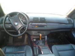 Накладка на стойку. BMW X5, E53