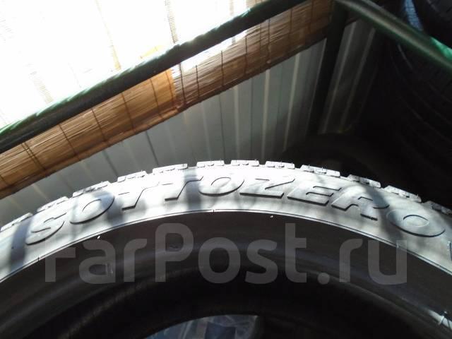 Pirelli Winter Sottozero. Всесезонные, 2011 год, износ: 10%, 2 шт