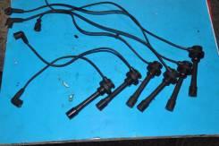 Высоковольтные провода. Mitsubishi Triton, KB9T Mitsubishi Pajero, V63W, V73W Mitsubishi Montero Sport Двигатель 6G72