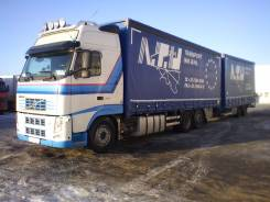 Volvo FH 13. Сцепка volvo FH 13.480, 12 800 куб. см., 15 000 кг.