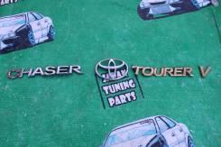 Эмблема. Toyota Chaser, JZX100, JZX90