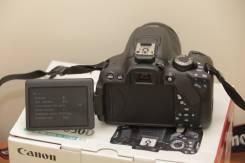 Canon EOS 650D. 20 и более Мп, зум: 5х