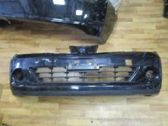 Бампер. Nissan Tiida, C11
