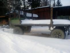 КамАЗ ГКБ. Продается лесовозная телега, 10 000кг.