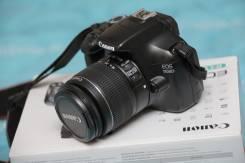 Canon EOS 1100D. 10 - 14.9 Мп, зум: 5х
