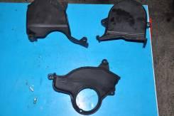 Крышка ремня ГРМ. Mitsubishi: Delica Space Gear, Challenger, Pajero Sport, Pajero, Montero Sport Двигатель 6G72