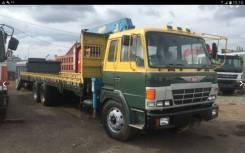 Hino. Продается грузовик с манипулятором, 17 000 куб. см., 15 000 кг.