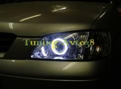 Линза фары. Mazda Demio, DW3W, DW5W, GW5W