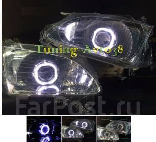 Линза фары. Toyota Corolla, CE110, AE110, EE110, ZZE110, WZE110, CDE110 Toyota Corolla Spacio