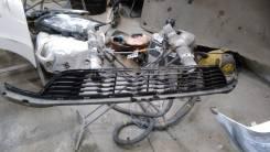Решетка радиатора. Kia Rio