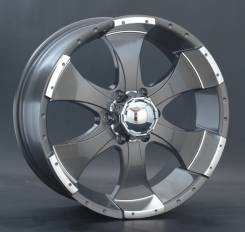 "Light Sport Wheels LS 155. 8.5x18"", 6x139.70, ET25, ЦО 77,8 мм."