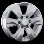 Toyota Land Cruiser Prado. 7.5x18, 6x139.70, ET30, ЦО 106,1мм.