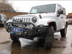Бампер. Jeep Wrangler. Под заказ