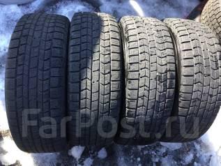 Dunlop DSX-2. Зимние, без шипов, 2011 год, износ: 20%, 4 шт. Под заказ