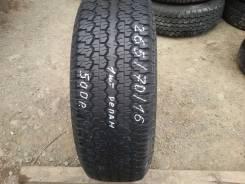 Dunlop Grandtrek TG35. Всесезонные, 2000 год, износ: 20%, 1 шт