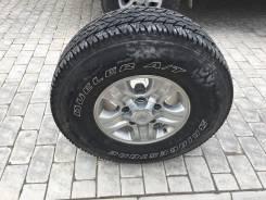 Bridgestone Dueler A/T 695. Всесезонные, 2013 год, износ: 5%, 4 шт