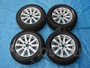 Продам комплект летних колес Nissan Bridgestone B350 205/65R16. 6.5x16 5x114.30 ET40