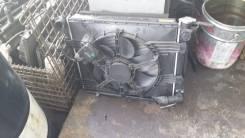 Радиатор охлаждения двигателя. Nissan Lafesta, B30 Двигатель MR20DE. Под заказ