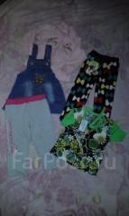 Одежда основная. Рост: 80-86 см