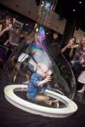 Шоу Мыльных Пузырей (2 программы) на детский праздник, свадьбу