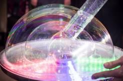 Шоу Мыльных Пузырей (3 программы) на детский праздник, свадьбу