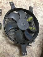 Вентилятор охлаждения радиатора. Nissan Skyline, ER34 Двигатель RB25DET