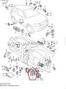 SRS кольцо. Suzuki: Kei, Lapin, Wagon R Solio, Alto, Cervo, Swift, Alto Hustle, Wagon R Plus, Grand Vitara, Wagon R Wide, Escudo, MR Wagon. Под заказ