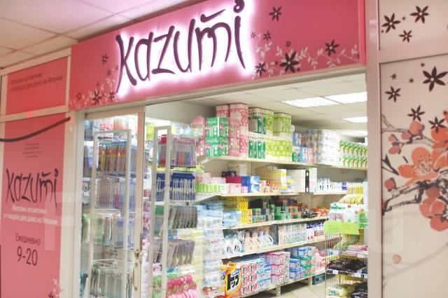 Японские товары косметики