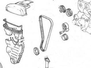 Ремкомплект системы газораспределения. Toyota: Progres, Cresta, Supra, Crown, Brevis, Crown Majesta, Mark II Wagon Blit, Mark II, Chaser, Soarer Двига...