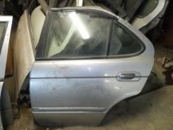 Дверь боковая. Nissan Sunny, B15
