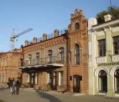 Продажа помещения с выходом на красную линию. Улица Муравьёва-Амурского 8, р-н Центральный, 171 кв.м.