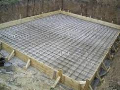 Фундаменты . строительство каменных домов, шамбо, дренаж и тд.
